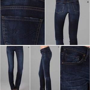 Citizens of Humanity Ava #142 Stretch Jeans Sz 29
